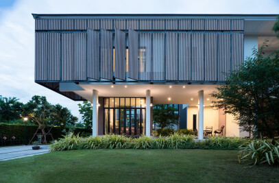 Tiwanon House