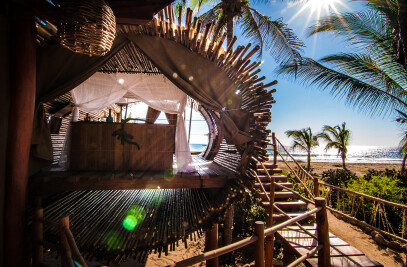 Treehouse Suite at Playa Viva Sustainable Boutique Hotel