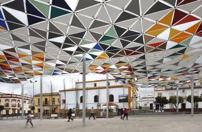 Pedestrianisation and Sociability in Las Cabezas de San Juan. Seville