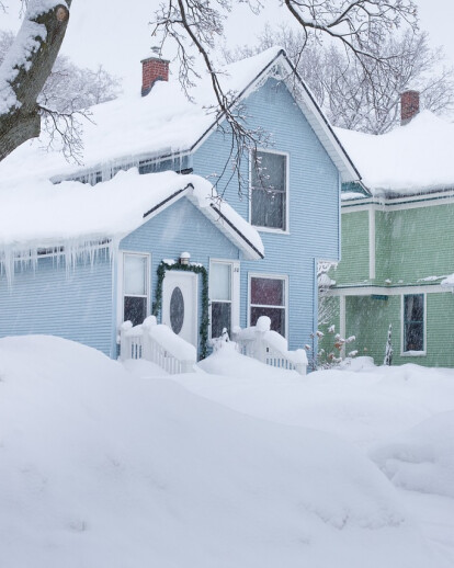 Property Protection in Winter Season