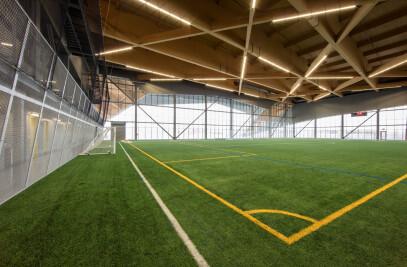 Indoor Soccer Stadium Montréal