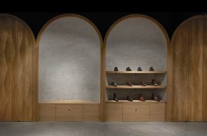 Faust shoe store