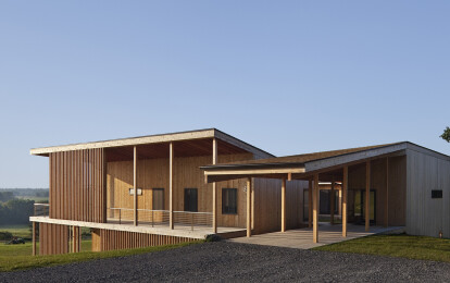 Hanrahan Meyers Architects