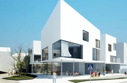 Residential Complex ZEN Viseu