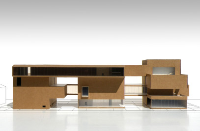 New Contemporary Art Museum Proposal / ART BOXES