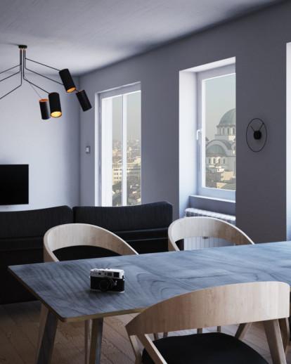 Interior visualization - 3ds Max and VRay | Fabrika znanja | Archello