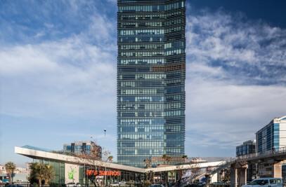 Bayrakli Tower