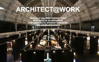 ARCHITECT@WORK Milan 2017