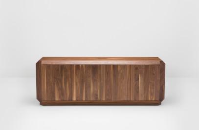 Corner sideboard