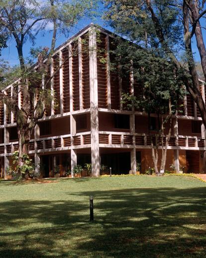 Spanish Ambassador's Residence In Asunción