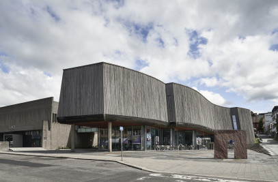Lillehammer Art Museum and Cinema Expansion