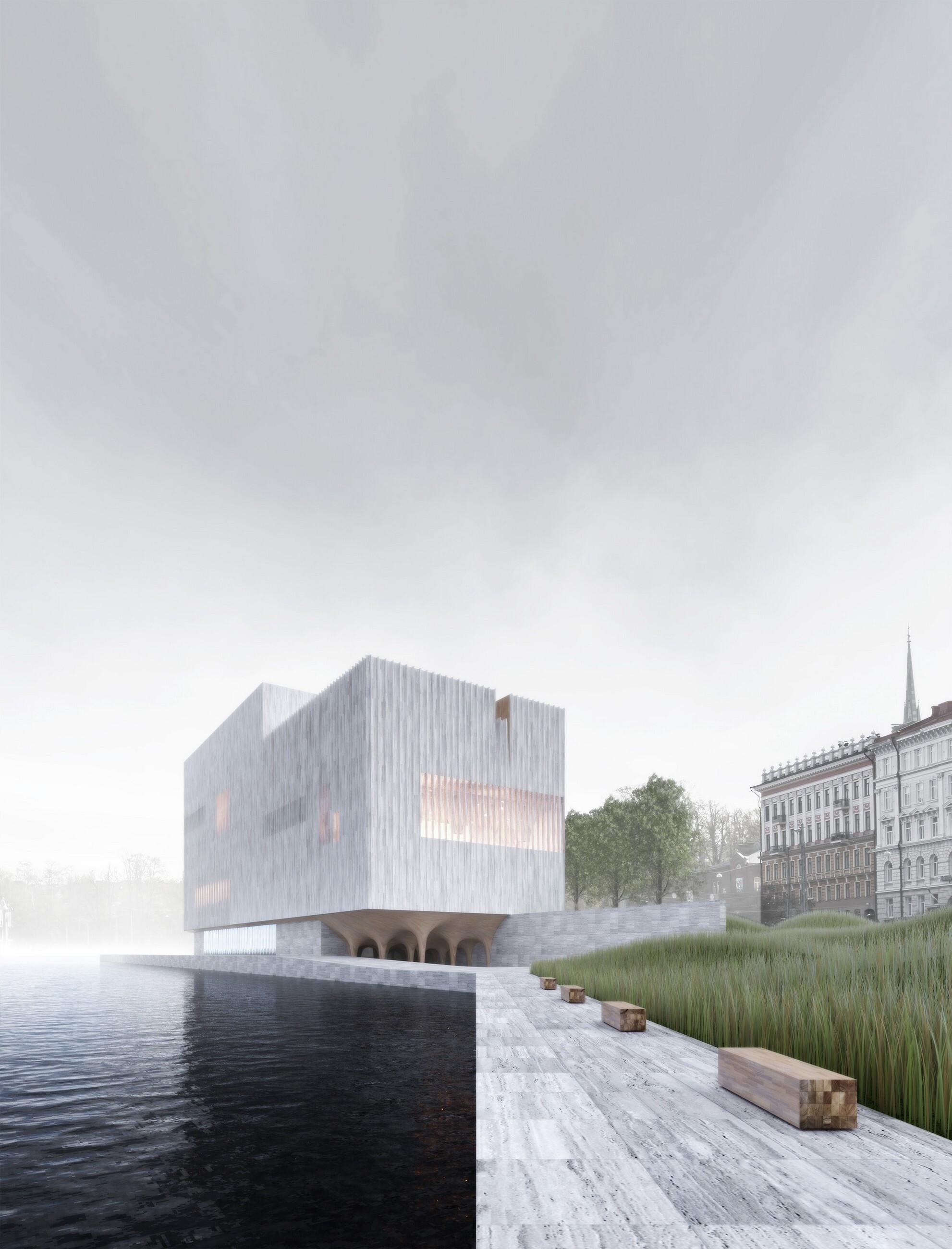 Guggenheim Helsinki: Social Aeration