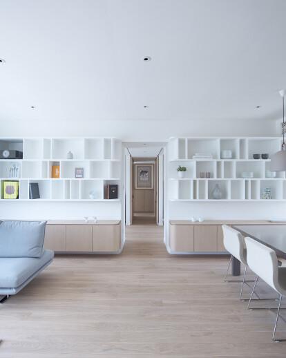 Disappearing Corridor