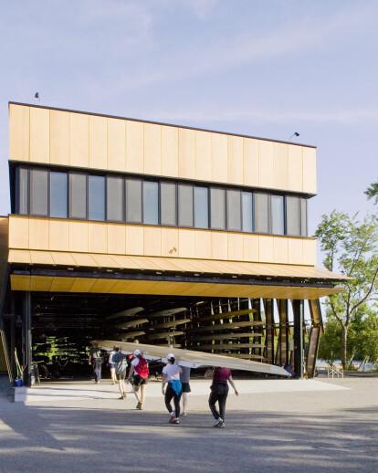 Community Rowing Boathouse