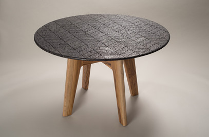 Lava Table