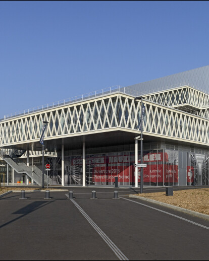 New National Archives of France