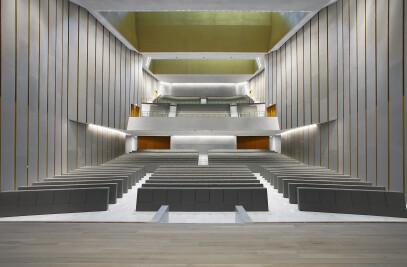 Great Hall Luigi Bocconi University
