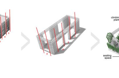 RIAS Competition - Orangerie
