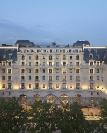 Hôtel The Peninsula Paris
