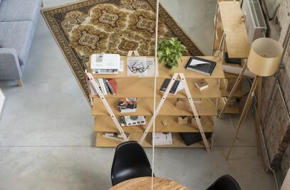 Shelf SIK-SAK