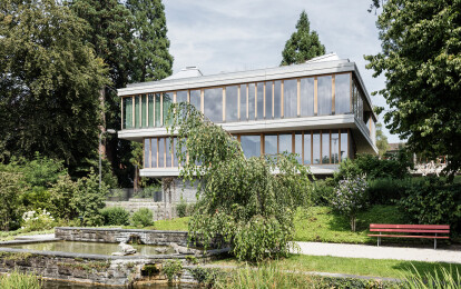 Menzi Bürgler Architekten AG