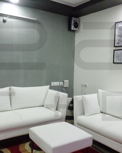S Viswanathan's Residence Interiors