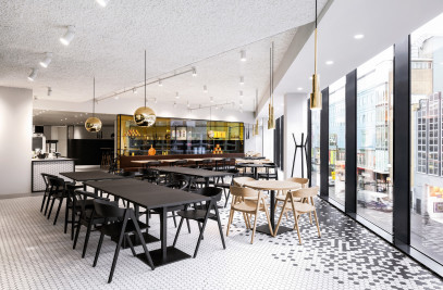De Bijenkorf Utrecht Restaurant