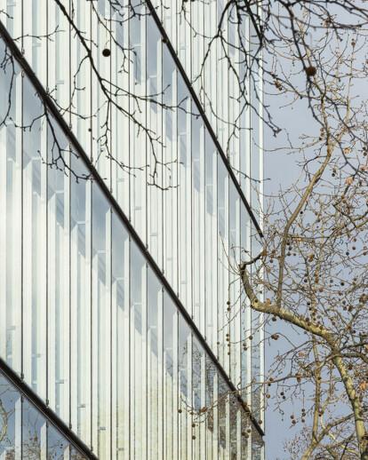 Avenue Leclerc office building