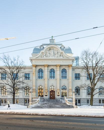 Latvian National museum of Art (LNMM)