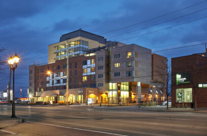 York Region Affordable Housing & Youth Centre