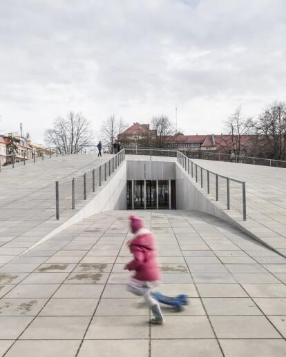 """National Museum """"Centrum Dialogu Przełomy"""""""