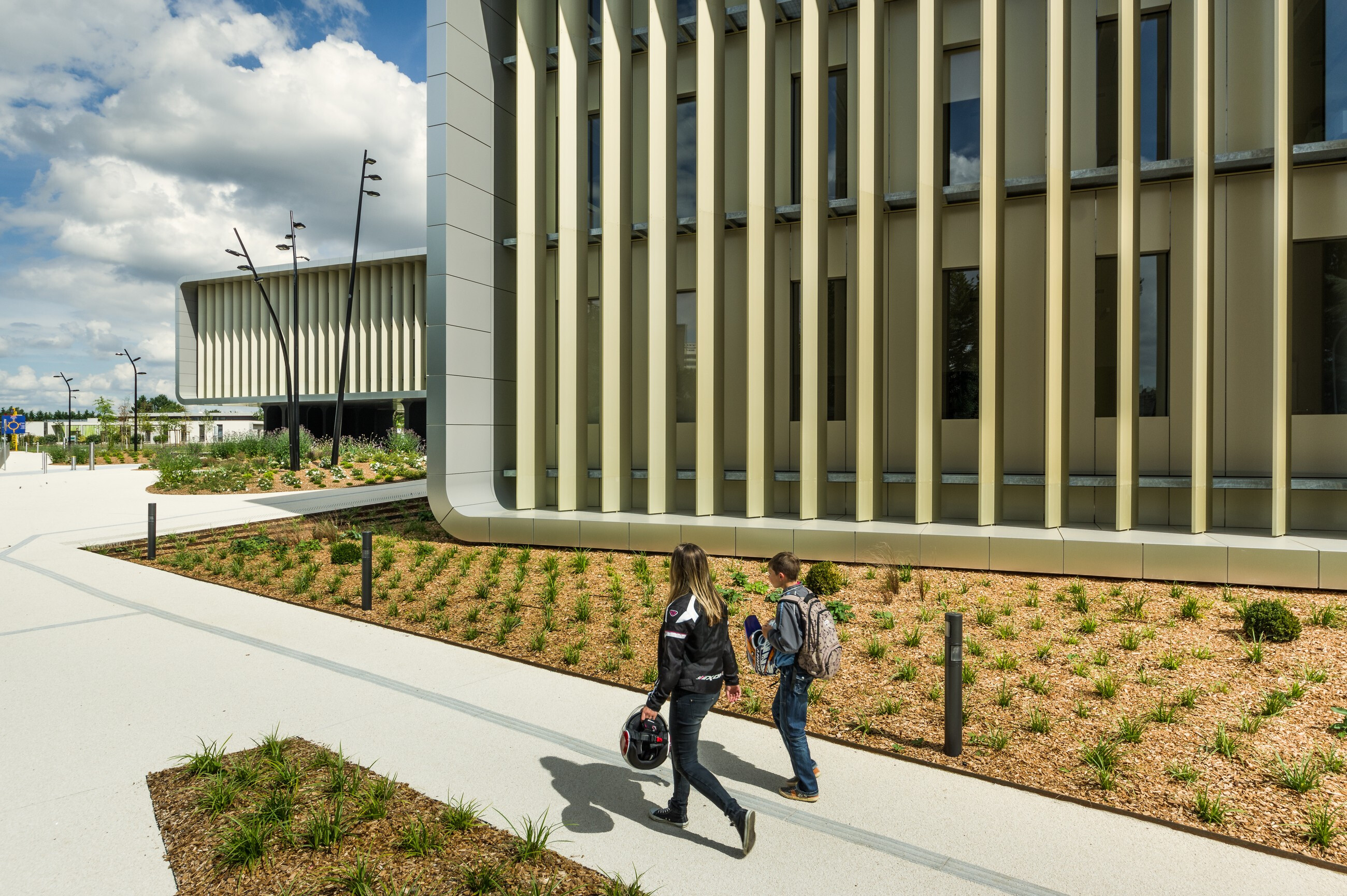 CHU of Poitiers - Administrative Center