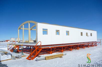 CONCORDIA base Antarctica