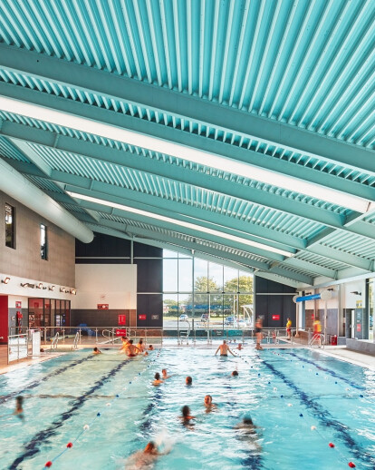Holly Hill Leisure Center