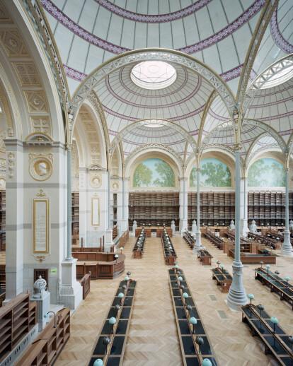 Renovation of Bibliothèque Nationale de France