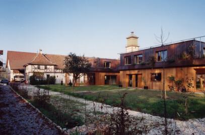 Bäumlihof apartments