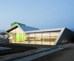 F.3 Aquatic Centre