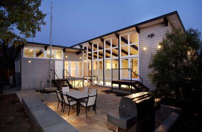 Net-Zero Energy House