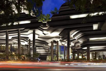 Parkroyal On Pickering Singapore