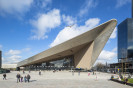 Rotterdam Central Station by Team CS (Benthem Crouwel, MVSA and West 8)