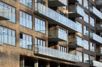 'De Hofdame' housing complex