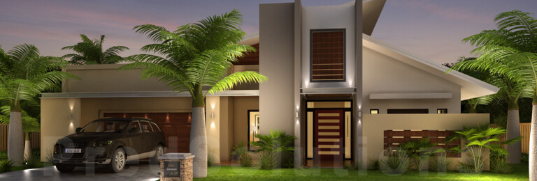 3d Architectural Visualization and Rendering India