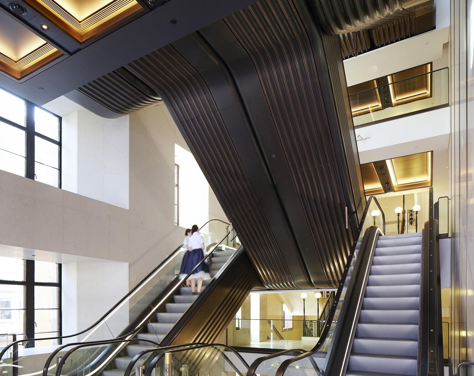 Harrods Escalator Hall 3