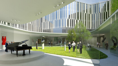 Polish Embassy In Berlin Ingarden Amp Ew 253 Architects