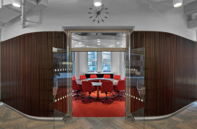 Open Society Foundations' office