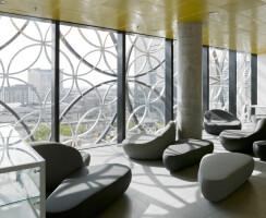 The main floor reading-room