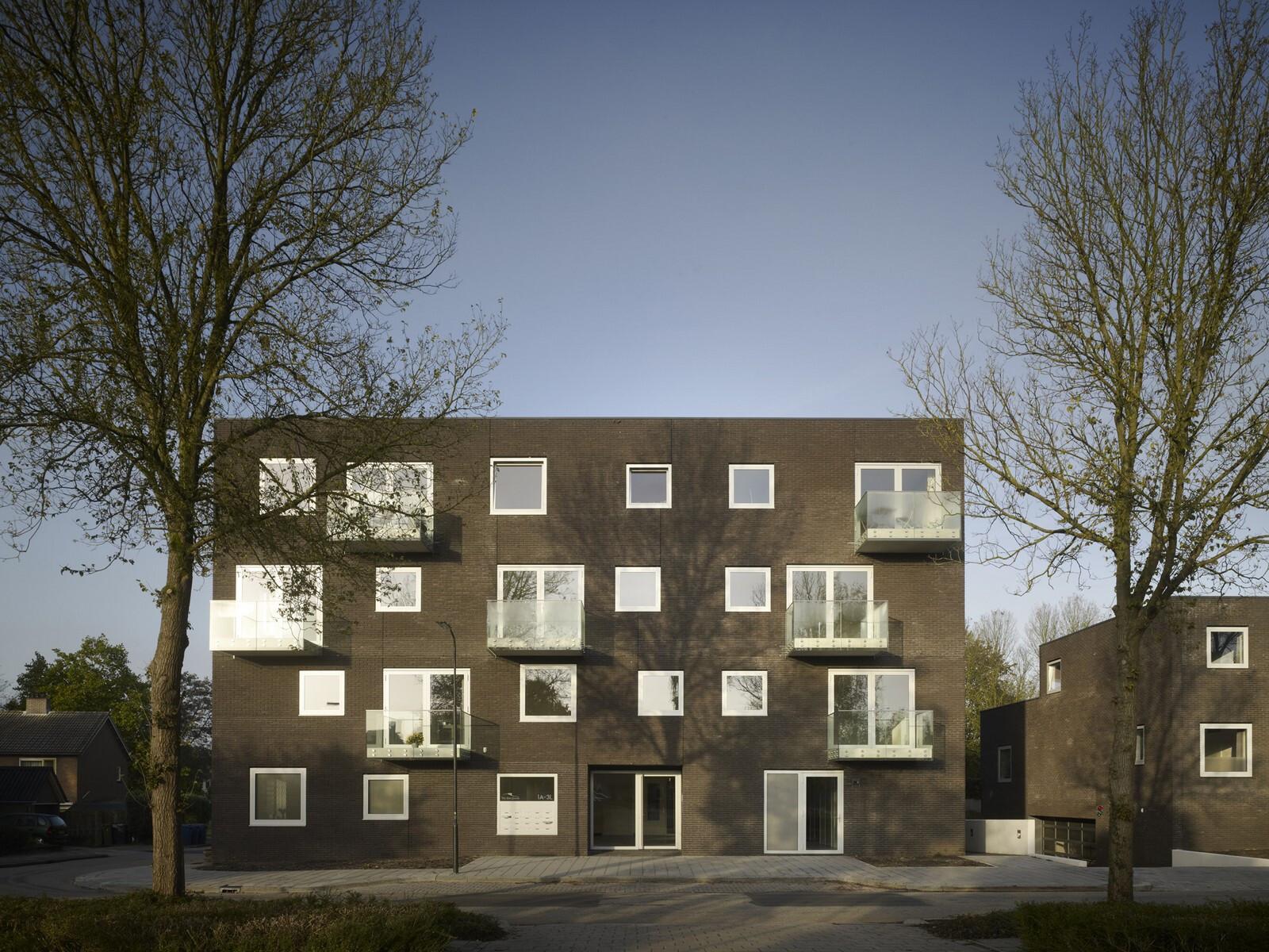 Ginkgo De Bergbeerk Apartments