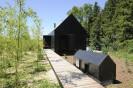 Langhäuser im Hofgut Hafnerleiten