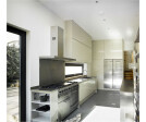 Double Height Kitchen Space