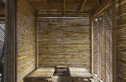 Blooming Bamboo home